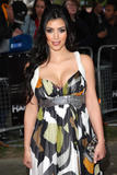 Kim Kardashian brings her breasts at Hancock UK Premiere in London
