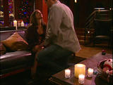 Rebecca Budig brief love scene from All My Children; 12/23 caps and clip