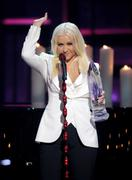 Christina Aguilera - 39th Annual People's Choice Awards in LA 01/09/13
