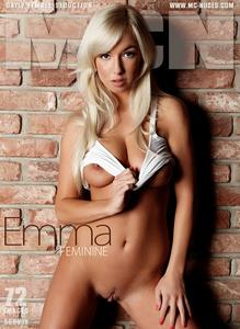 MC-Nudes 2011-03-30 ? Emma ? Feminine 72 Photos | 5600px | 237Mb
