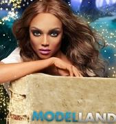 Tyra Banks-series of books Modelland