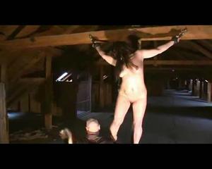 Crucifiction clips 2 BDSM Slave Movie
