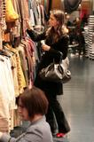 Katie Holmes shopping spree in West Hollywood. 12-19-06 x19