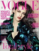 Kristen Stewart - Vogue UK October 2012
