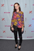 Alexis Bledel - Nylon September TV Issue Party in Beverly Hills 09/15/12