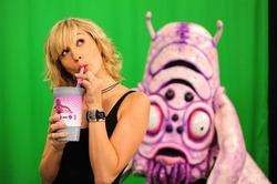 Alison Haislip- Japanese Commercial Skit (LQ) AND Video!