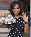 Майлин Класс, фото 862. Myleene Klass Promoting her fingernail range at Boots store in Liverpool - 02.02.2012, foto 862